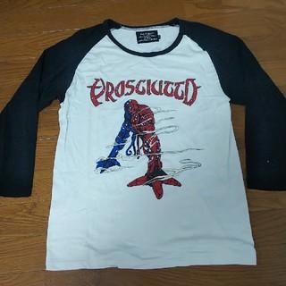 アルトラバイオレンス(ultra-violence)のグレイトフルデッド ラグラン ultra violence ジョジョT(Tシャツ/カットソー(七分/長袖))