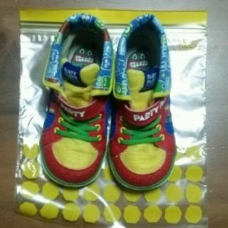 18f893ec3ec77 パーティーパーティー(PARTYPARTY)のPARTYPARTY☆IFMEコラボ靴(スニーカー)