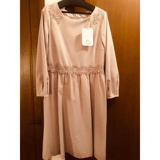 クチュールブローチ(Couture Brooch)のクチュールブローチ 新品ワンピース(ひざ丈ワンピース)