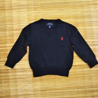 ラルフローレン(Ralph Lauren)のラルフローレン セーター 毛100% ウール フォーマル(ニット)