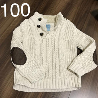ベビーギャップ(babyGAP)のused♡babyGAP ニット セーター 100cm (ニット)
