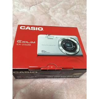 カシオ(CASIO)のCASIO デジタルカメラ EXILIM EX-ZS28SR(コンパクトデジタルカメラ)