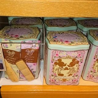 ディズニー(Disney)の未開封☆ディズニー 2019 スウィートラブ クッキー 1缶(菓子/デザート)