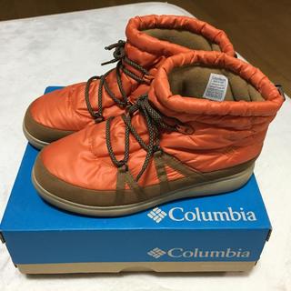 コロンビア(Columbia)のColumbia コロンビア ブーツ spinreel chukka 25 (ブーツ)