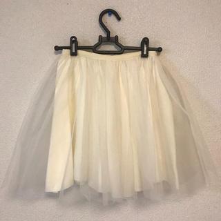 ハニーミーハニー(Honey mi Honey)のハニーミーハニー  チュールスカート(ミニスカート)