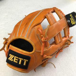 ゼット(ZETT)の硬式 zett グラブ 内野手用 サード ミズノプロ スラッガー ドナイヤ(グローブ)