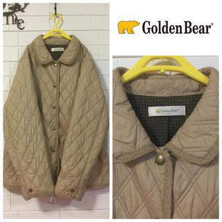 ゴールデンベア(Golden Bear)のGolden Bear  キルティングジャケット(ナイロンジャケット)