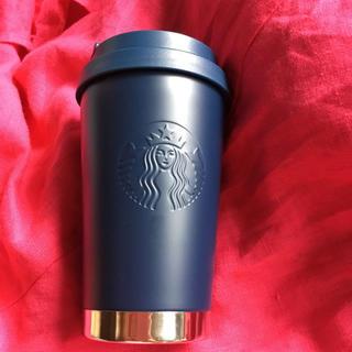 Starbucks Coffee - アニバーサリー2018ステンレスToGoロゴタンブラーマットネイビー