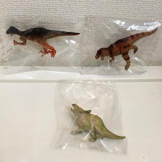 恐竜 フィギュアセット