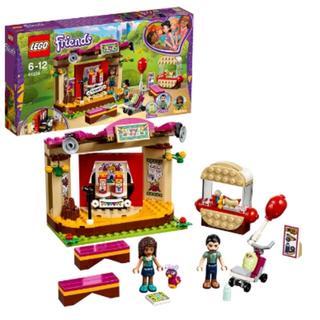 Lego - レゴフレンズ 41334 アンドレアのくるくるステージショー