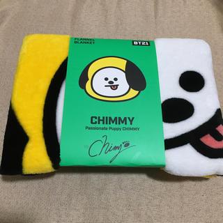 ボウダンショウネンダン(防弾少年団(BTS))のBT21 chimmy ブランケット(K-POP/アジア)