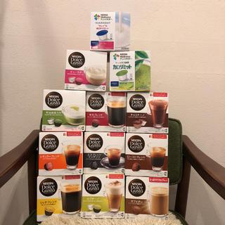 ネスレ(Nestle)のネスカフェ ドルチェグスト 16個セット(コーヒーメーカー)