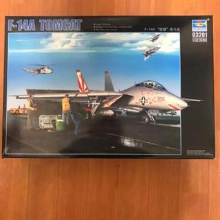 トランペッター 1/32 F-14Aスーパートムキャット 03201 プラモデル(プラモデル)