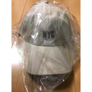 エヌワイシー(NYC)の値下げ NYC  帽子   ☆新品未使用☆(キャップ)