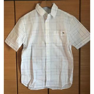 アーノルドパーマー(Arnold Palmer)のarnold  palmer timeless チェック半袖シャツ(シャツ)