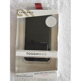 カシオ(CASIO)の新品未使用 Case-Mate ハイブリッド タフ マグ ケース iPhone7(iPhoneケース)