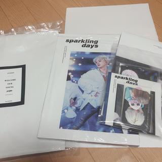 ボウダンショウネンダン(防弾少年団(BTS))のユンギ マスター写真集 BTS(K-POP/アジア)
