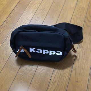 カッパ(Kappa)のkappa 2ウェイ ウエストポーチ(ウエストポーチ)