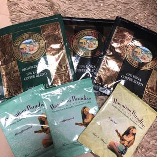 コナ(Kona)のコナコーヒー ハワイお土産(コーヒー)