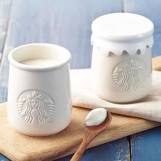 Starbucks Coffee - 【日本未発売】韓国スターバックス新商品ヨーグルト空容器