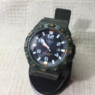 カシオ(CASIO)の【希少モデル ソーラー腕時計】 カシオ 腕時計 CASIO アナログ &ソーラー(腕時計(アナログ))