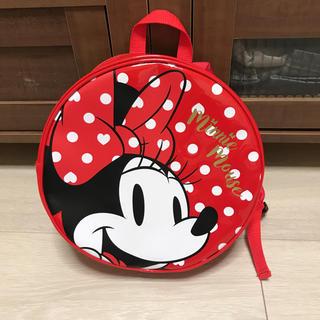 ディズニー(Disney)のミニー 丸型リュック 未使用(リュックサック)