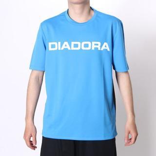 ディアドラ(DIADORA)のスポーツTシャツ 半袖 DIADORA M サイズ 新品未使用(ウェア)