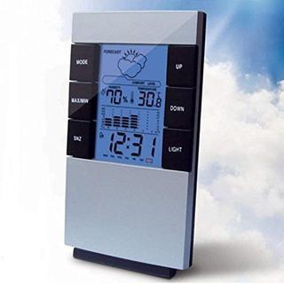 バカ売れ♪即納★乾燥は美肌の大敵!温湿度計 デジタル 時計(置時計)