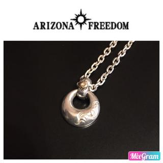 アリゾナフリーダム(ARIZONA FREEDOM)のARIZONA FREEDOM アリゾナ フリーダム ラブトップ NO.62(ネックレス)