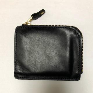 トチギレザー(栃木レザー)のL字ファスナー財布(コインケース/小銭入れ)