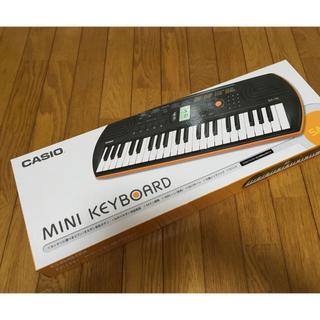 カシオ(CASIO)のCASIOミニキーボード ACアダプターセット(キーボード/シンセサイザー)