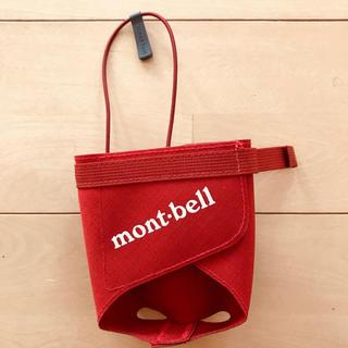 モンベル(mont bell)のモンベルのアジャスタブル ボトルホルダー(登山用品)