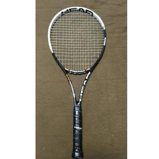ヘッド(HEAD)の① ヘッド HEAD テニスラケット ユーテック IG スピードエリート(ラケット)
