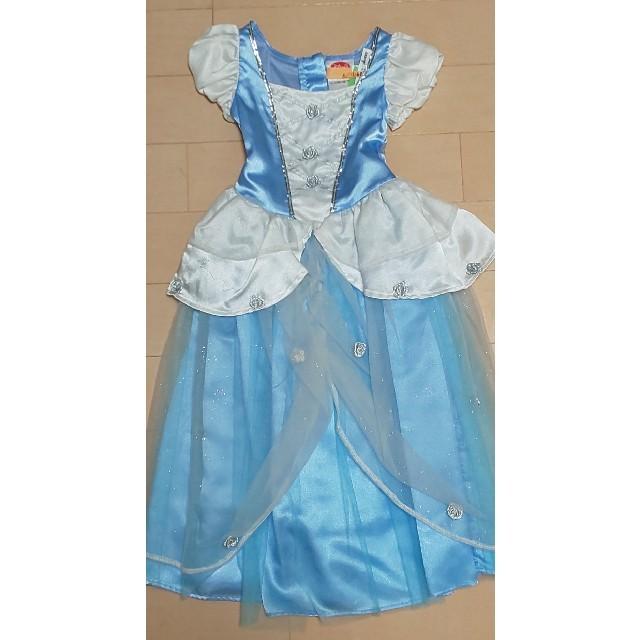 408a5e1961b04 Disney(ディズニー)のディズニーストア☆子供☆ドレス☆コスプレ☆シンデレラ キッズ