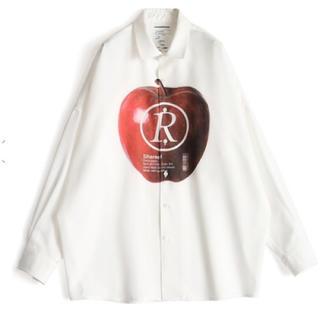 シャリーフ(SHAREEF)のSHAREEF シャリーフ APPLE R ビッグシャツ オーバーサイズ  (シャツ)