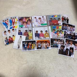 エヌワイシー(NYC)のNYC CD+公式写真セット(アイドルグッズ)