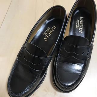 ハルタ(HARUTA)のHaruta ローファー 美品☆ 24cm(ローファー/革靴)