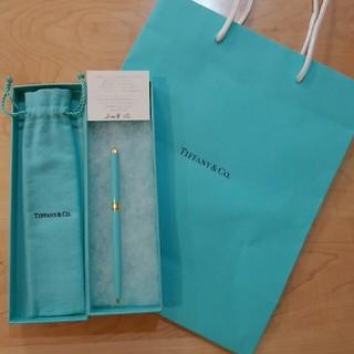Tiffany & Co. - 【新品未使用】TIFFANY&CO. ボールペン
