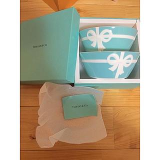 Tiffany & Co. - ティファニー ブルーボックスボウル 2個セット