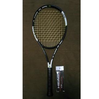 ヘッド(HEAD)の③-1 ヘッド HEAD テニスラケット グラフィン XT スピード レフプロ(ラケット)