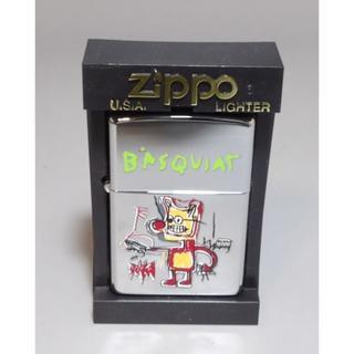 ZIPPO - ジッポーライターバスキア「キャット」限定1000個シリアル付未使用