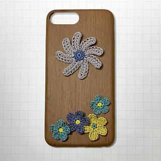 ハンドメイド  iPhone7plusケース(スマホケース)