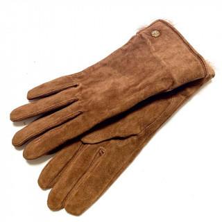 クレイサス(CLATHAS)の新品 豚革 クレイサス 内側ファーボア 裏起毛(手袋)