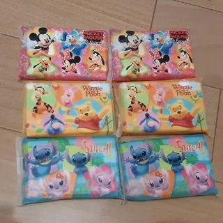 ディズニー(Disney)のやわらかいディズニーポケットティッシュ(日用品/生活雑貨)