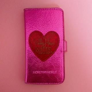 ハニーミーハニー(Honey mi Honey)のハニーミーハニーiPhonecase(iPhoneケース)