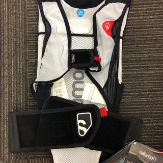 サロモン(SALOMON)の新品バック プロテクター スキー スノボー JXLサイズ(その他)