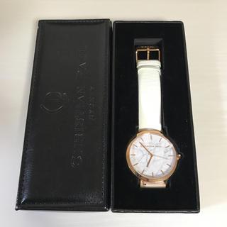 クリスチャンポー(CHRISTIAN PEAU)のクリスチャンポール 腕時計 ホワイト 白(腕時計)