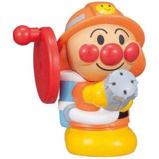 ☆お風呂のおもちゃ☆ アンパンマン 消防士(お風呂のおもちゃ)