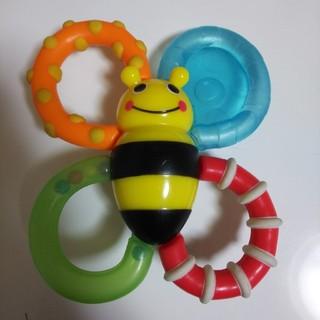 サッシー(Sassy)のハチの歯がため(知育玩具)