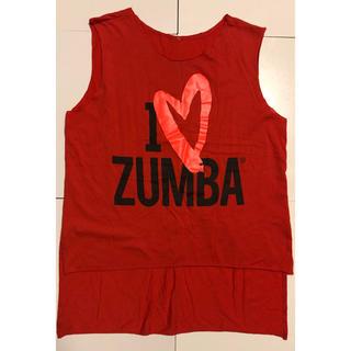 ズンバ(Zumba)のZUMBA  トップス(トレーニング用品)